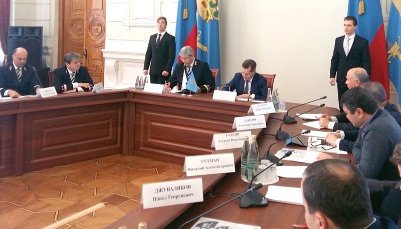 ОАО «РЖД» и правительство Астраханской области подписали соглашение о взаимодействии