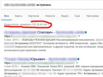«Миротворец» раскрывает персональные данные жителей Астрахани