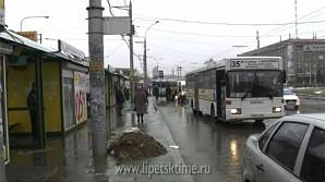 Остановку на пл. Победы уберут, а дома в центре Липецка приведут к единому виду