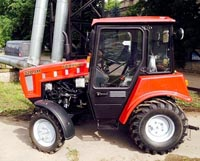 Мотоблоки и тракторы