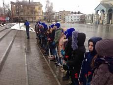 Участники патриотического автопробега проведут в Ельце исторический квест
