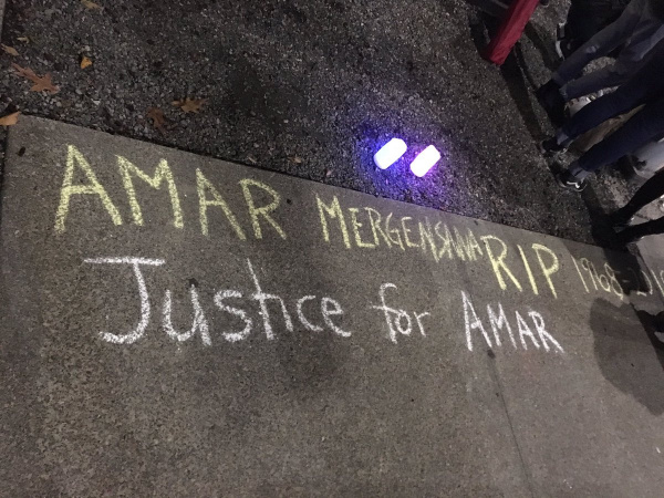 Justice for Amar
